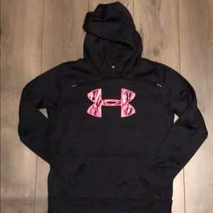 Under Armor Cold Gear Hooded Sweatshirt